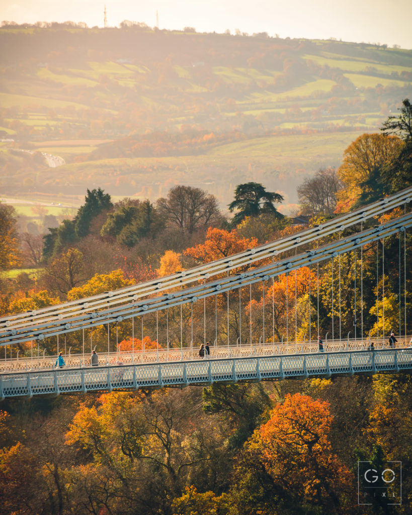Our lovely bridge in Autumn