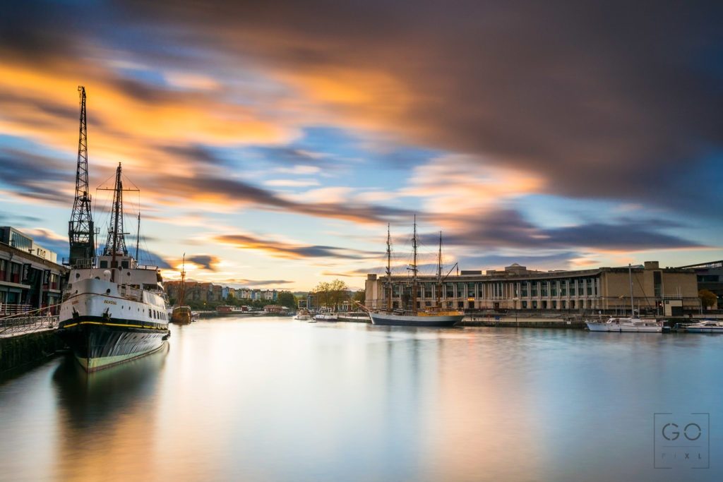 Harbourside Sunset