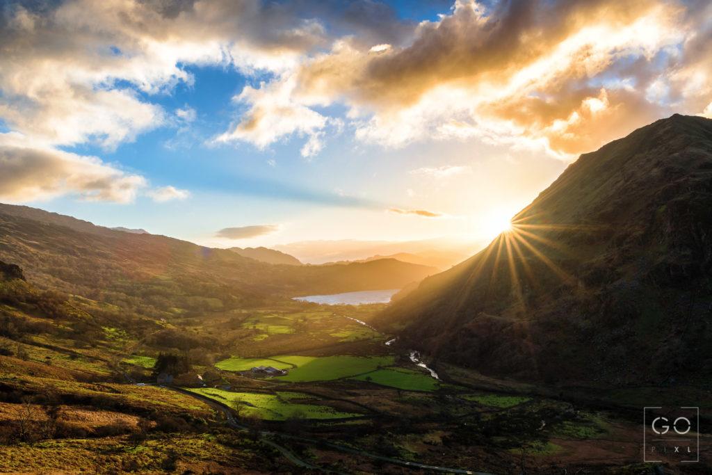 Snowdonia Sunset