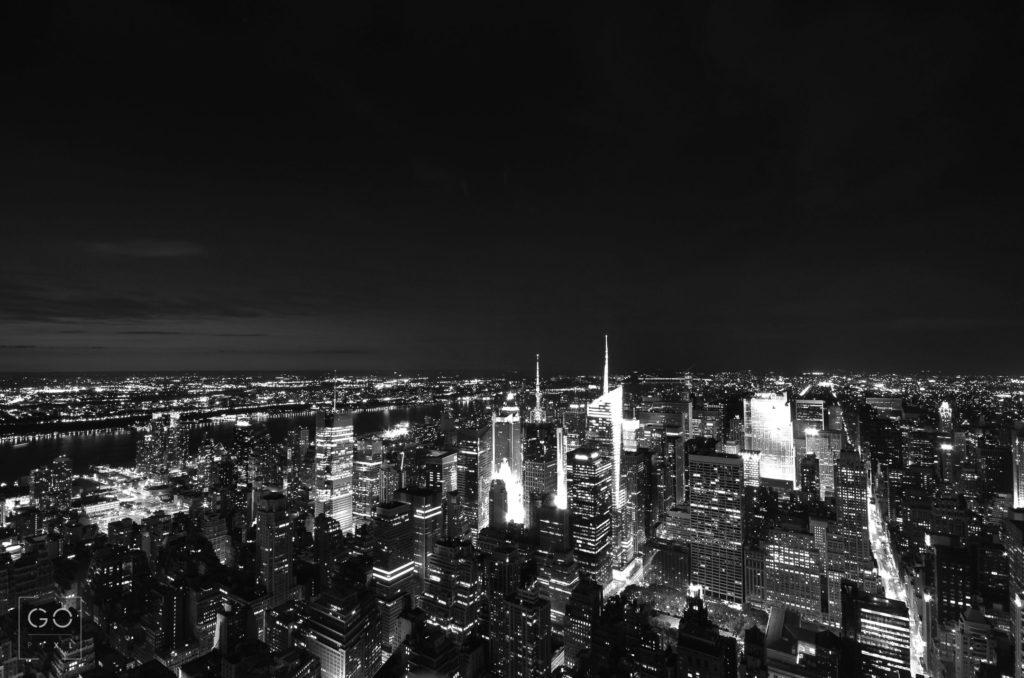 New York in B&W