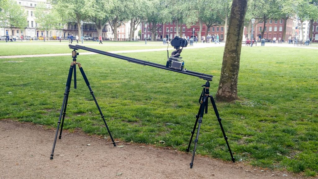 Time-lapse Slider in Queen Square