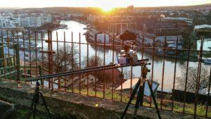 Time-lapse Slider in Cliftonwood