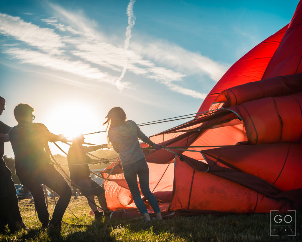 Bristol International Balloon Fiesta 2018