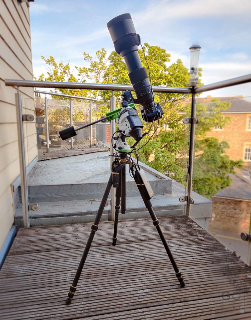 Deep Sky Astro Imaging setup