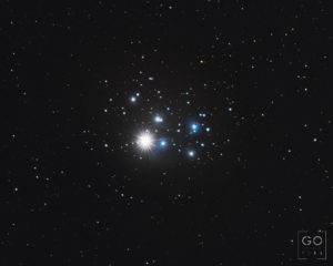 Venus&Pleiades Conjunction