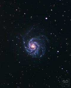 The Pinwheel Galaxy