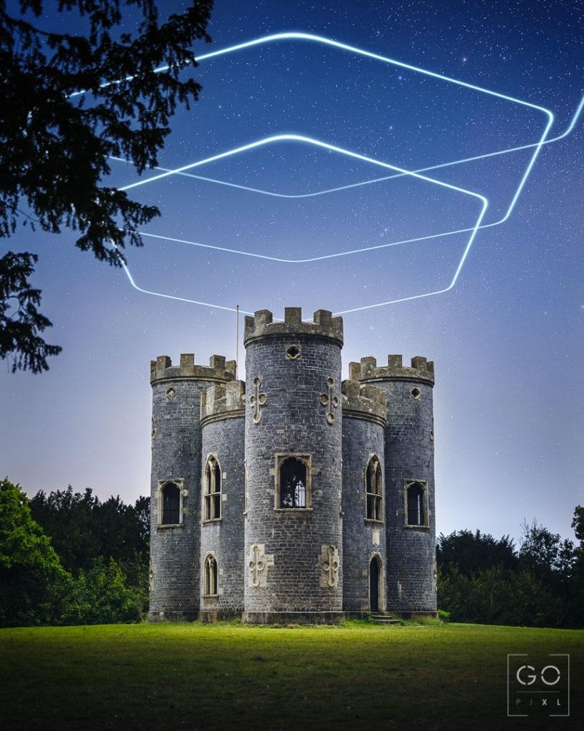Blaise Castle Alien Visit